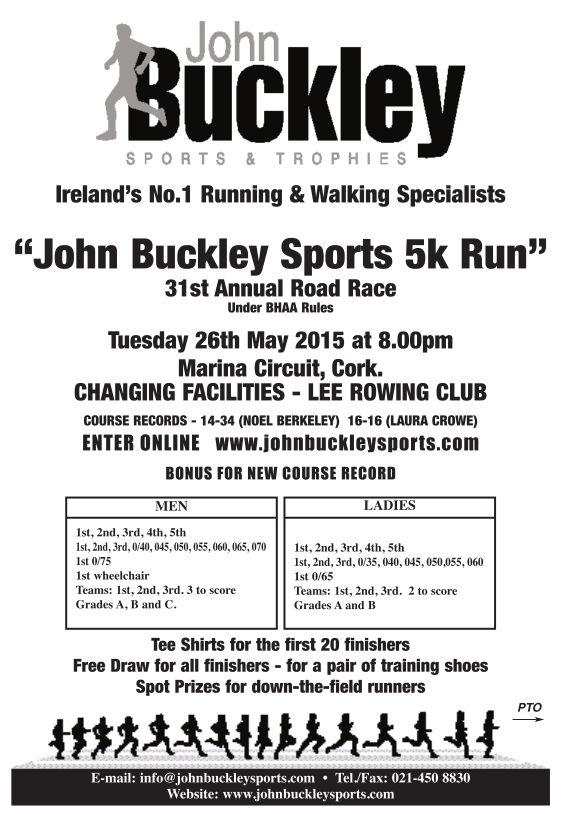 Buckley Run Posterpg