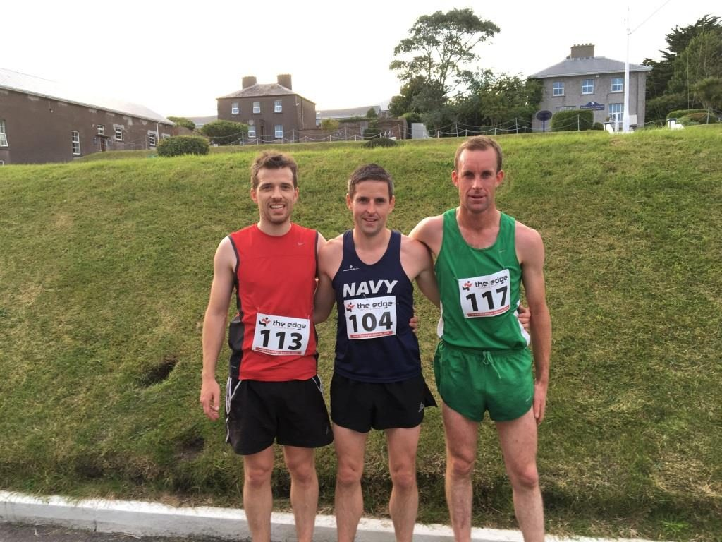 Cork BHAA Army Navy 2016 top 3