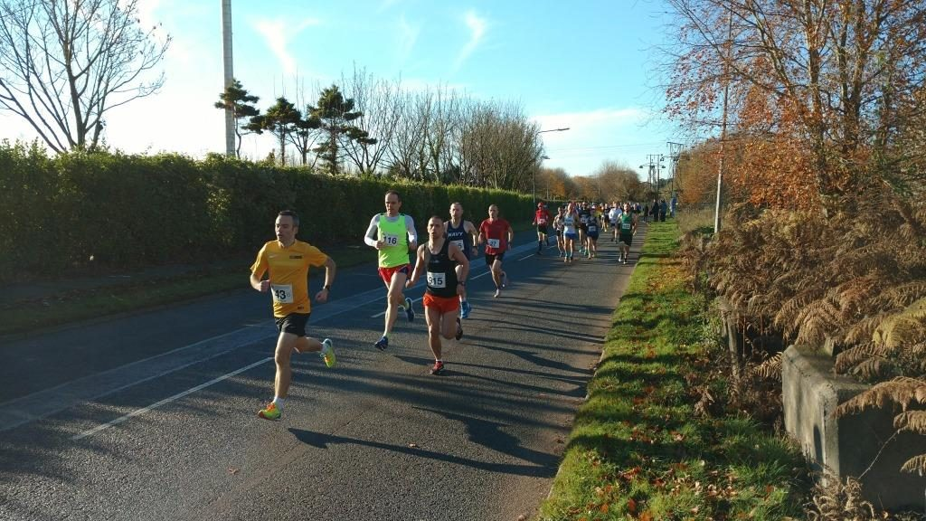 BHAA 5k Little Island Cork